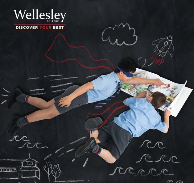 Wellesley Discovery Day