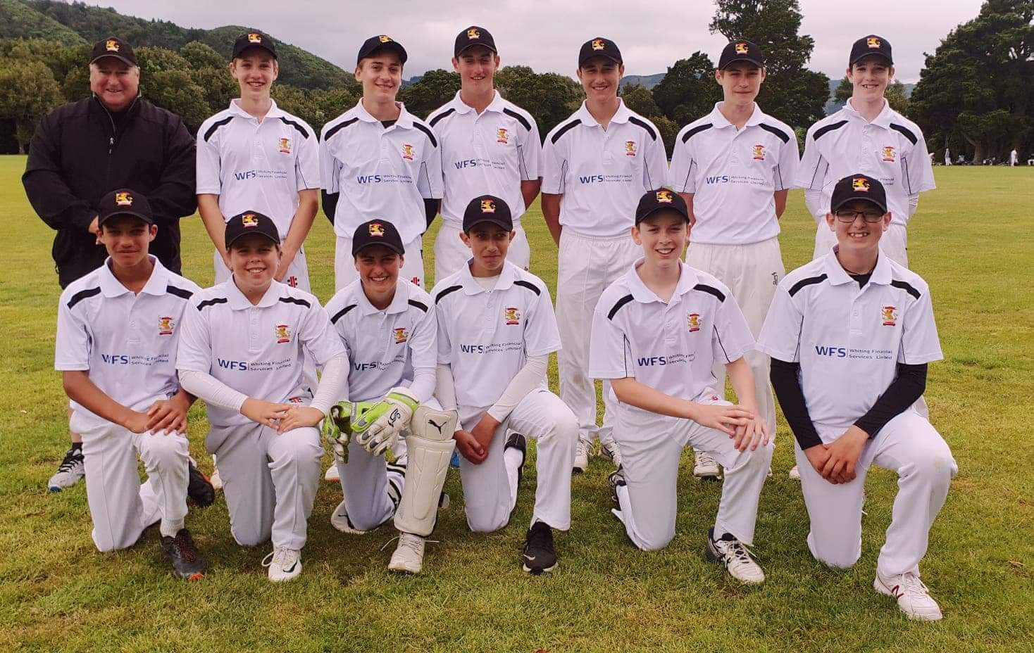 #sport:  Class of 2017 Old Boys in Wellington Cricket Rep squad