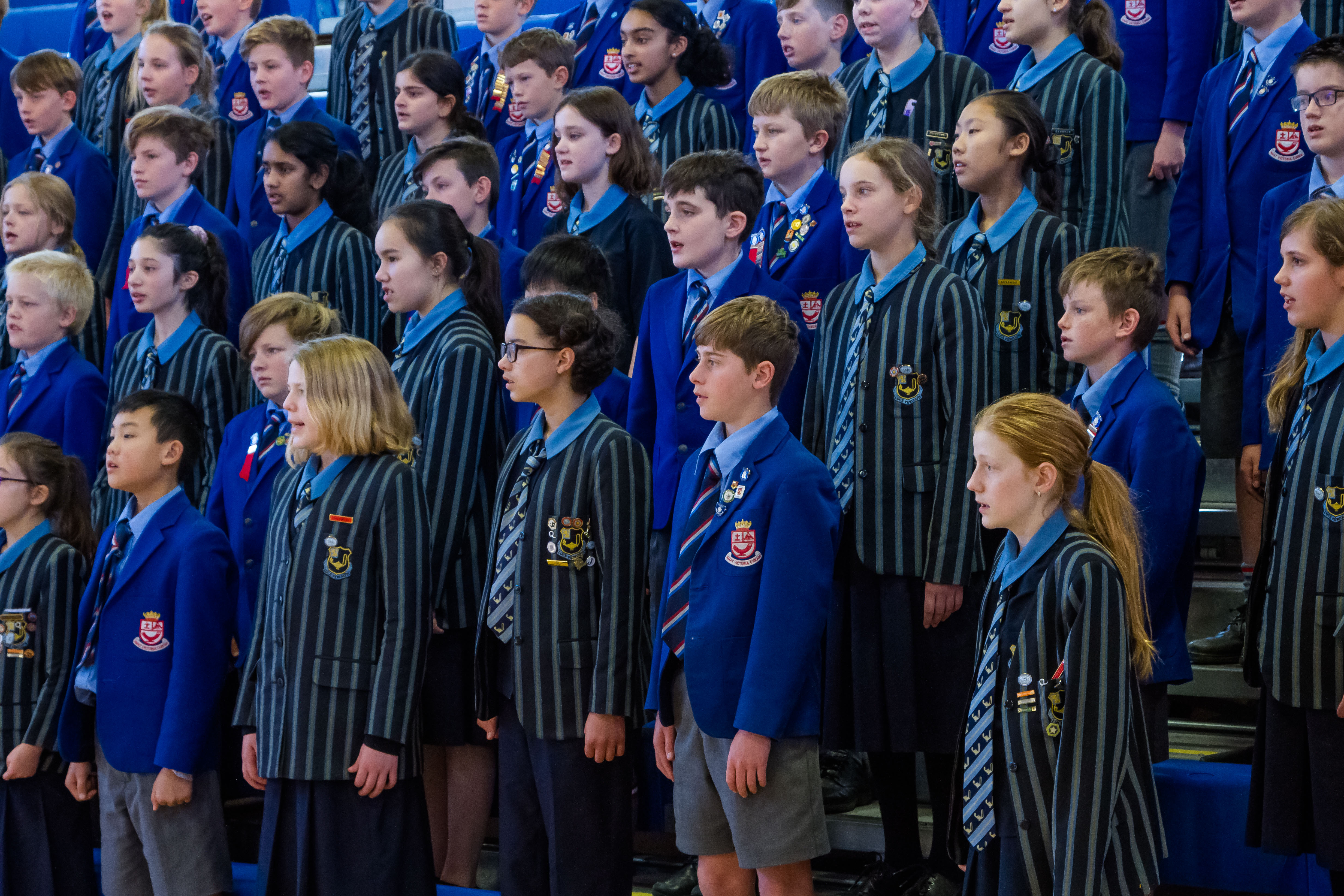 WMT Cultural Correspondent: Wellesley boys enjoy QMC Choir Exchange