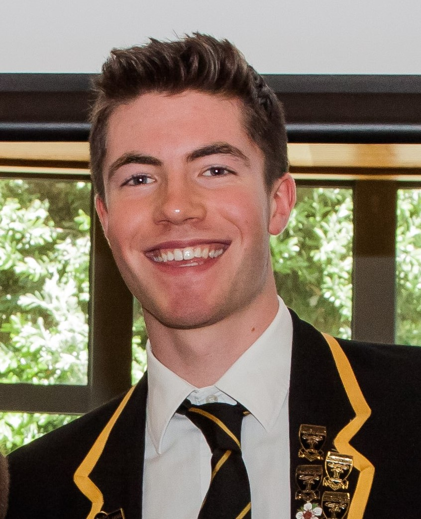 #academic:  Old Boy receives prestigious Girdlers' Scholarship