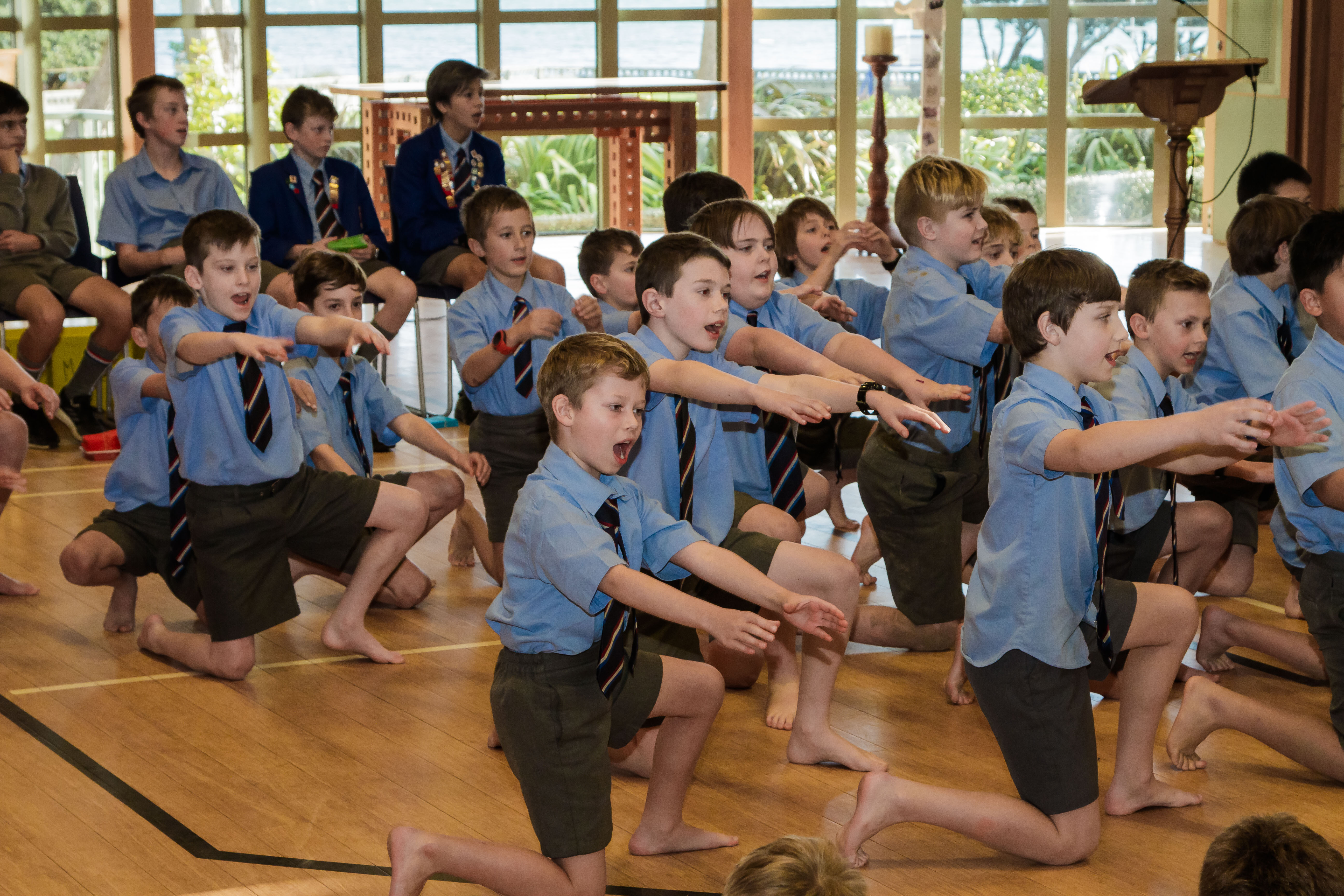 WMT Cultural Correspondents' review: Epuni and Wellesley Kapa Haka Performace