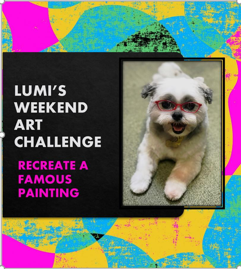 Lumi's Lockdown Artwork Challenge