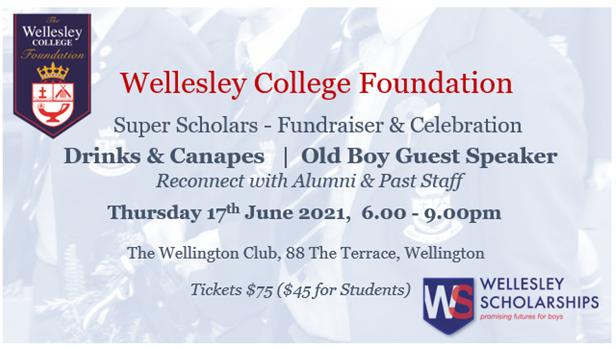 Super Scholars Fundraiser and Celebration